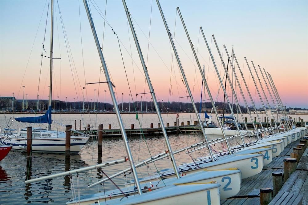 Outdoors Scenic views Sport Waterfront Boat sky water marina docked dock vehicle pier sail ship cable stayed bridge sailboat Sea mast sailing ship Harbor watercraft port nonbuilding structure tied land