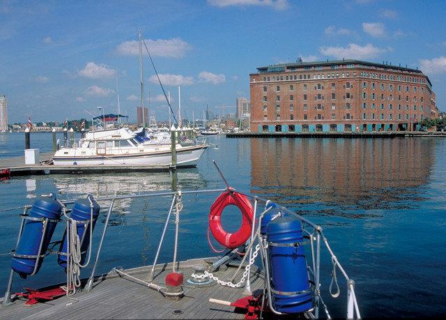 water sky Boat vehicle marina Harbor scene Sea dock sailboat sail sailing watercraft port mast ship blue day