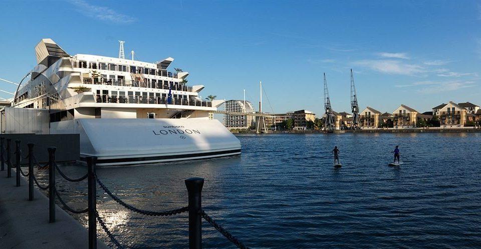 sky water Boat vehicle motor ship passenger ship ferry Sea ship marina dock watercraft cruise ship Harbor yacht