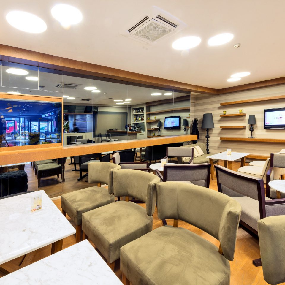 Hip Lounge Modern passenger ship Boat yacht conference hall vehicle recreation room