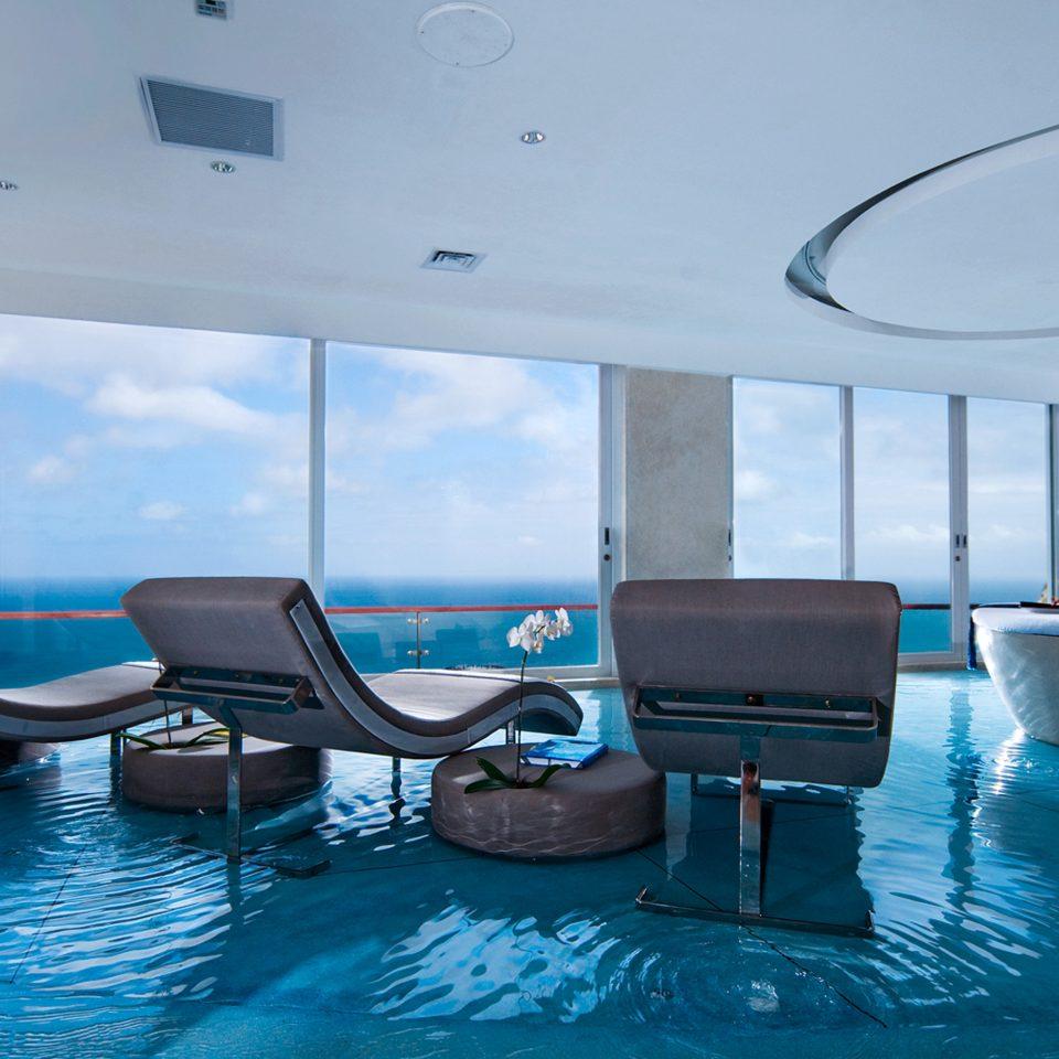 Honeymoon Luxury Pool Romance water swimming pool property yacht Boat vehicle condominium blue