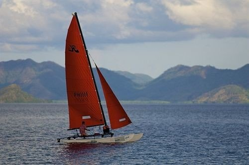 water sky mountain transport watercraft Boat vehicle sailboat sailing vessel dinghy sailing sail sailing Lake scow sailing ship Ocean galway hooker keelboat ship sailboat racing background Sea dinghy yacht racing mast lugger wind windsports day distance Island