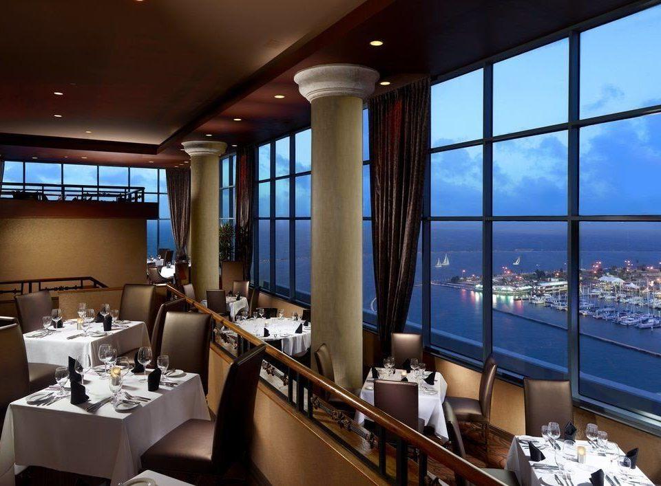 restaurant yacht luxury yacht Boat conference hall condominium Resort living room passenger ship Island
