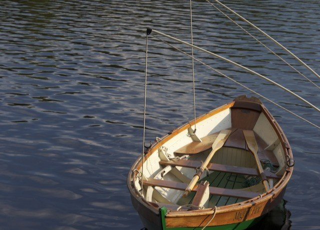 water Boat vehicle sailboat watercraft watercraft rowing sailing ship caravel sail floating ship barque dinghy mast Lake tied
