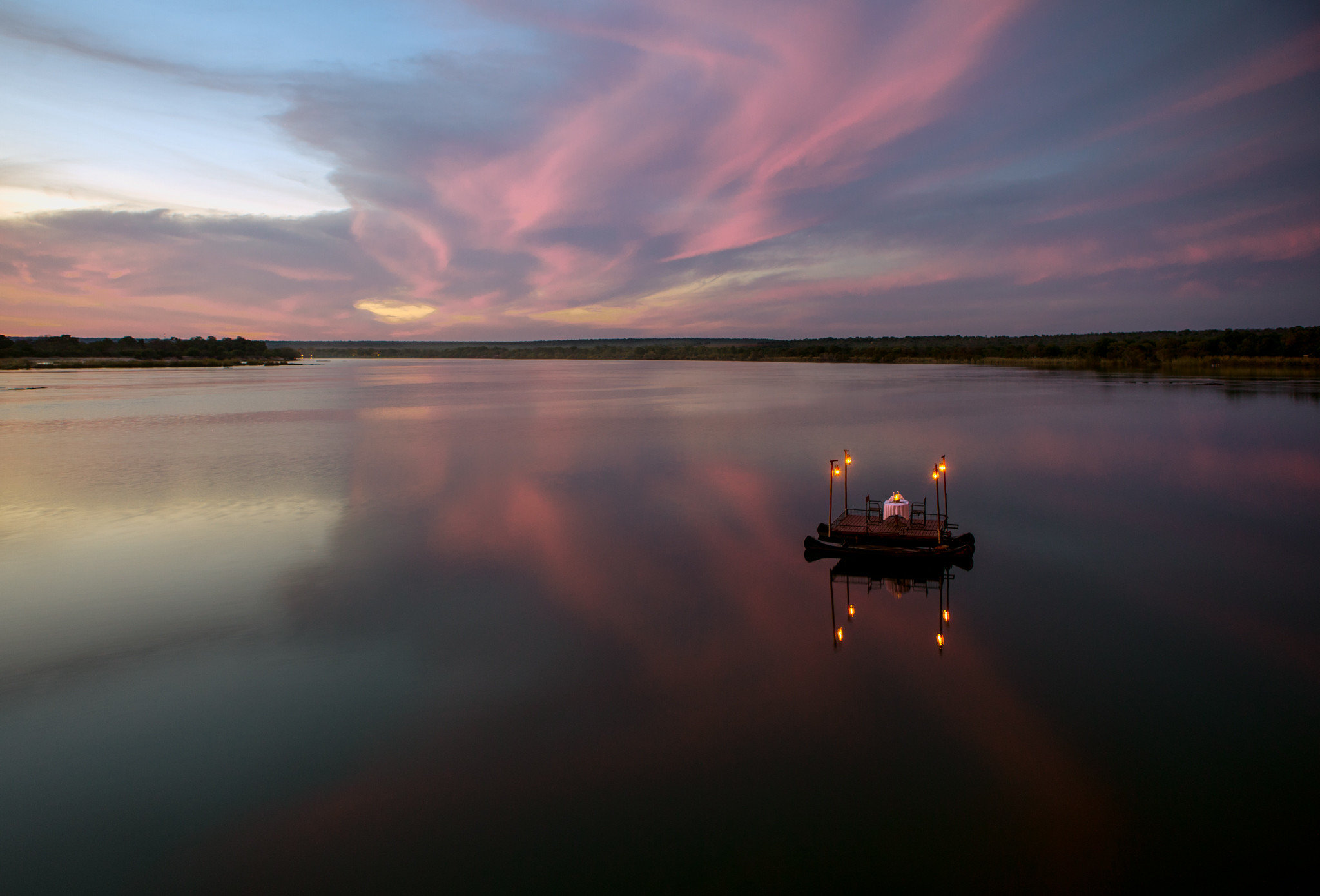 water sky Boat Nature horizon calm Sunset cloud sunrise dawn dusk atmosphere evening loch afterglow morning Lake River reservoir shore Sea landscape sunlight clouds red sky at morning meteorological phenomenon traveling distance