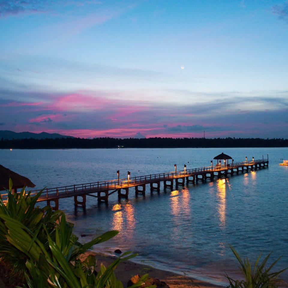 water sky Boat scene Sea horizon dusk Lake morning Sunset evening Ocean dawn sunrise day