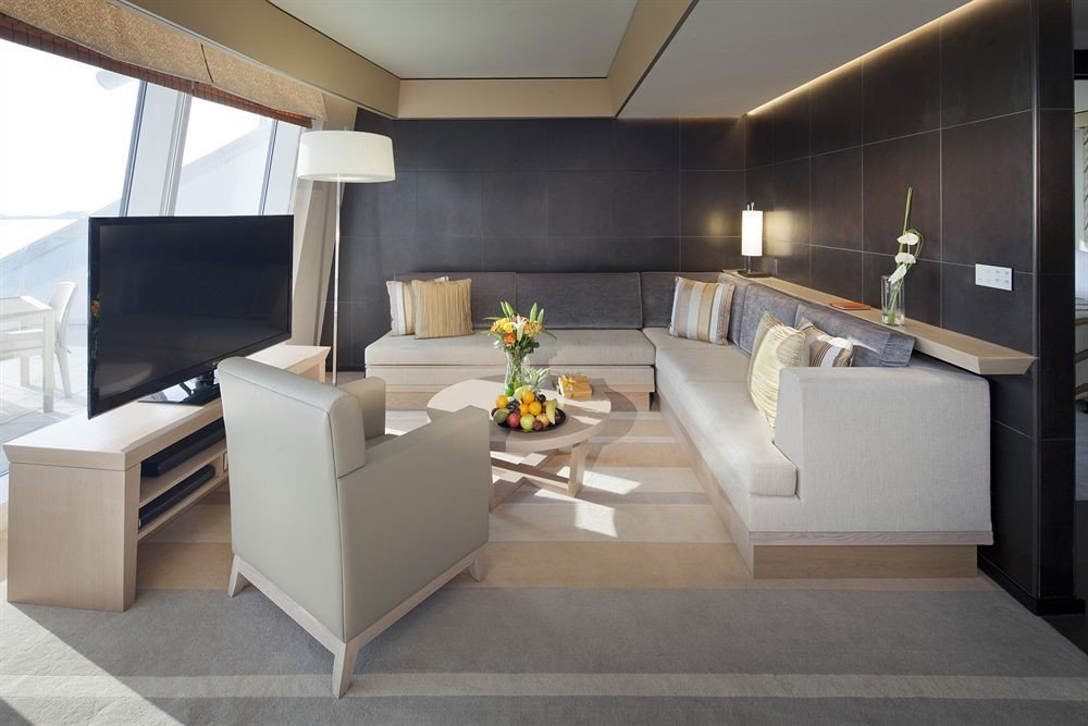 property passenger ship vehicle yacht Boat luxury yacht living room ship Suite Modern