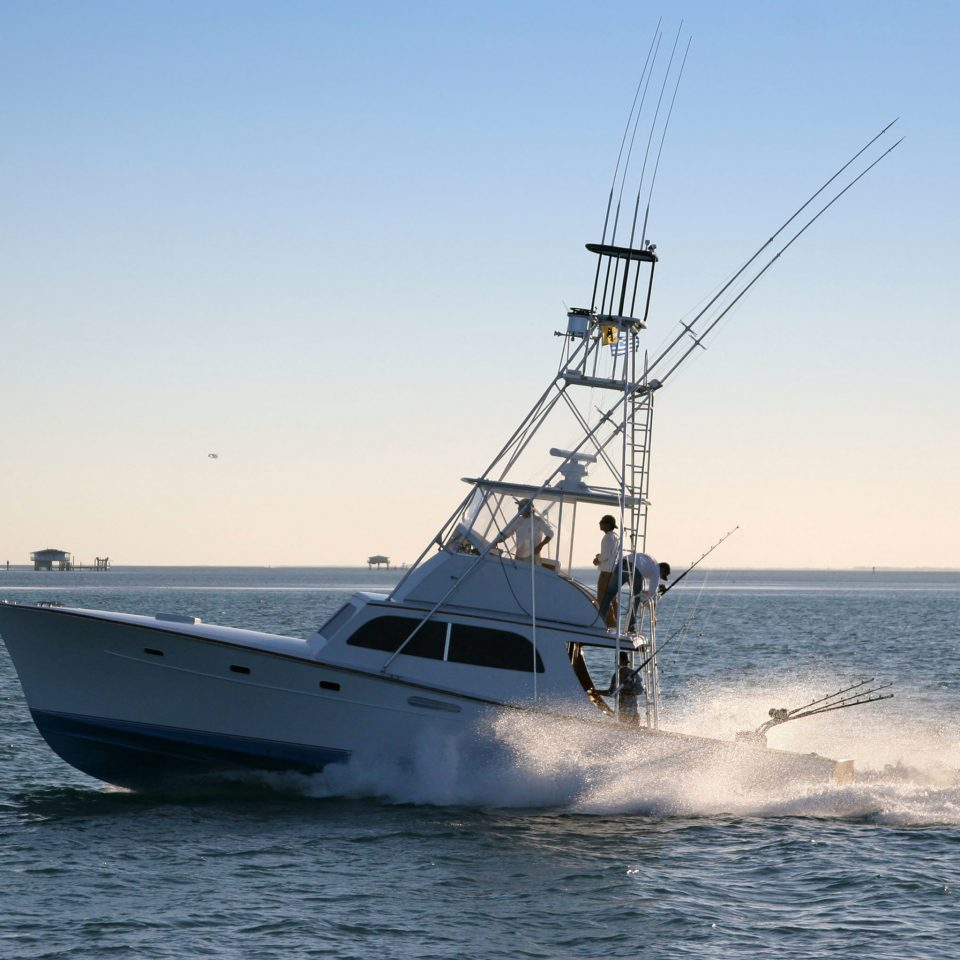 Boat Ocean Outdoor Activities sky water vehicle ship Sea fishing vessel watercraft traveling mast fishing trawler day