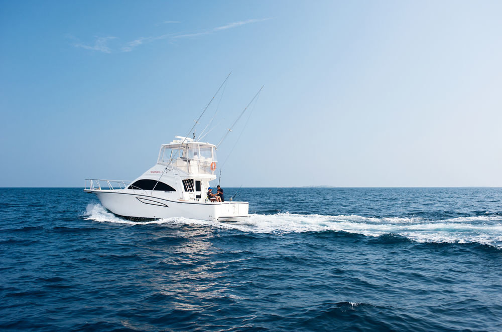 water sky Boat vehicle Sea Ocean yacht luxury yacht fishing vessel watercraft boating catamaran passenger ship day