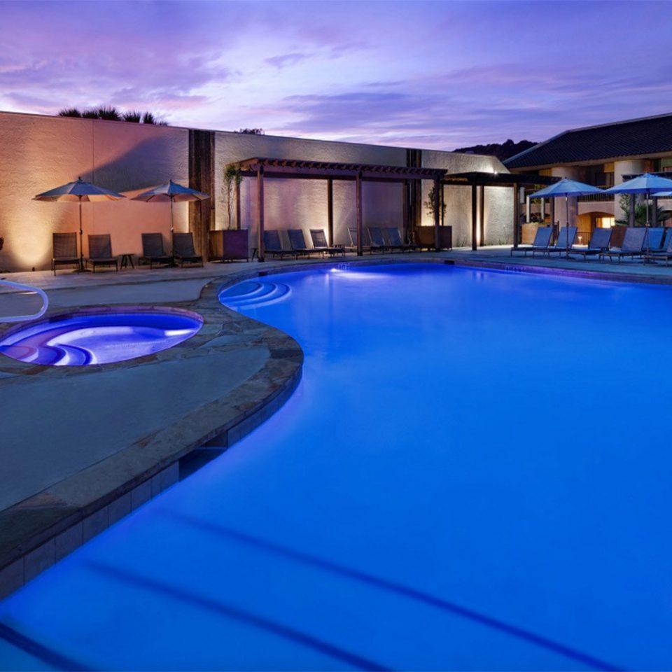 sky water swimming pool blue leisure property Boat Resort dock