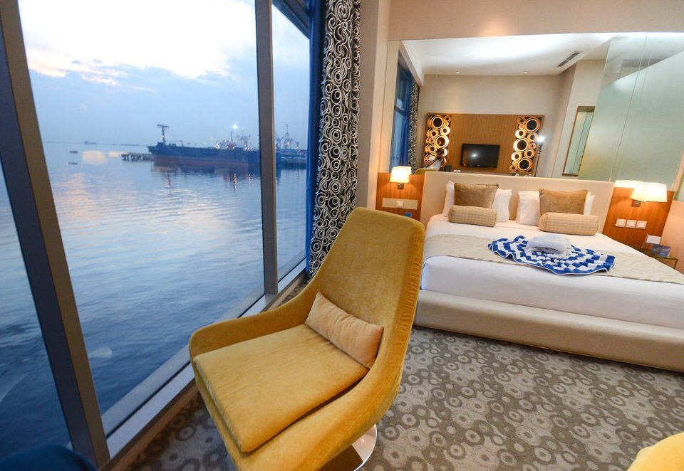 Boat property passenger ship yacht vehicle watercraft luxury yacht Suite ship Villa Resort living room