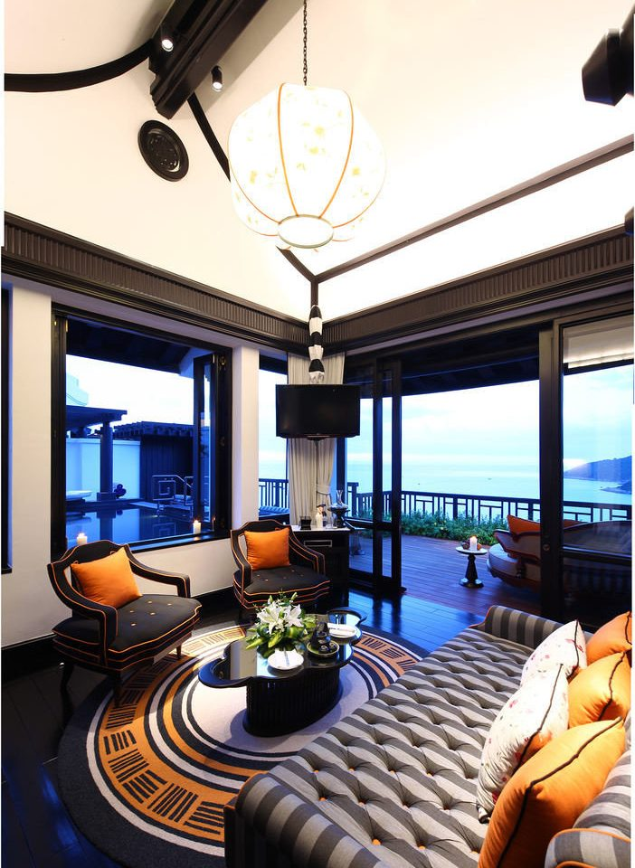 property condominium yacht Suite Resort home passenger ship vehicle Villa living room Boat mansion