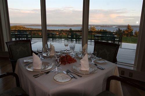 property Boat restaurant vehicle passenger ship yacht home overlooking Villa Resort