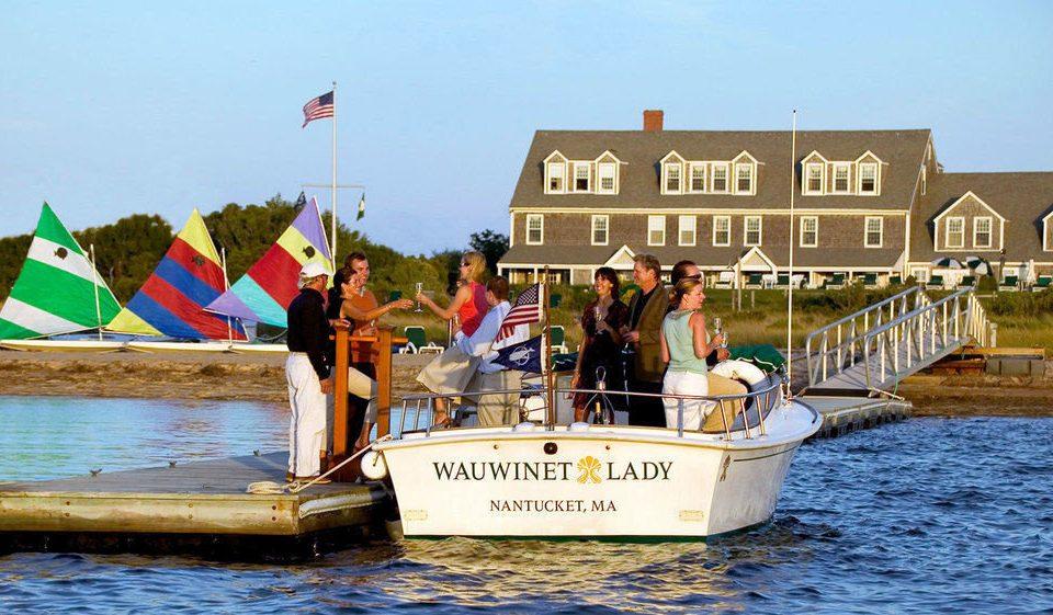 Boat sky water vehicle boating watercraft Rowing waterway