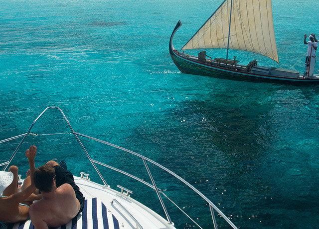 water Boat sailing vehicle sail Sea watercraft rowing watercraft sailboat caribbean sailing ship boating dock gondola ship