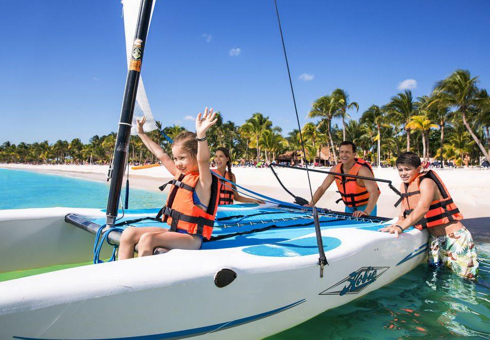 sky water Boat vehicle boating windsurfing sailing Sea watercraft paddle dinghy sail