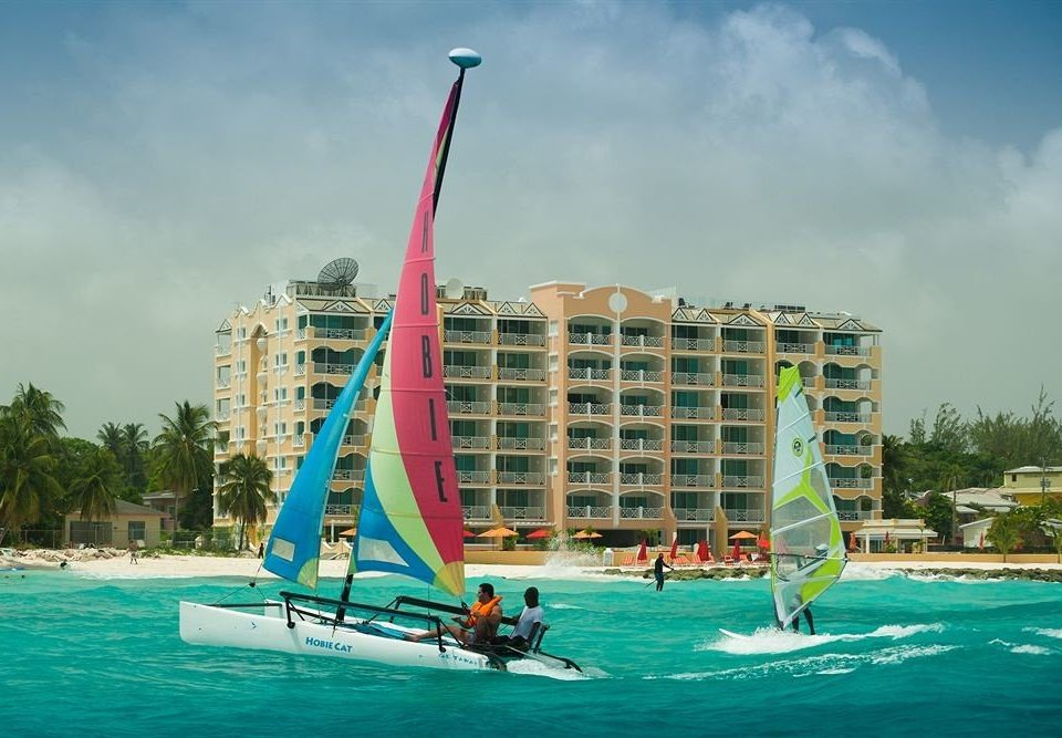 sky water transport leisure sailing watercraft amusement park Water park vehicle windsurfing outdoor recreation sail sailboat park Sea Boat boating wind sailing vessel day