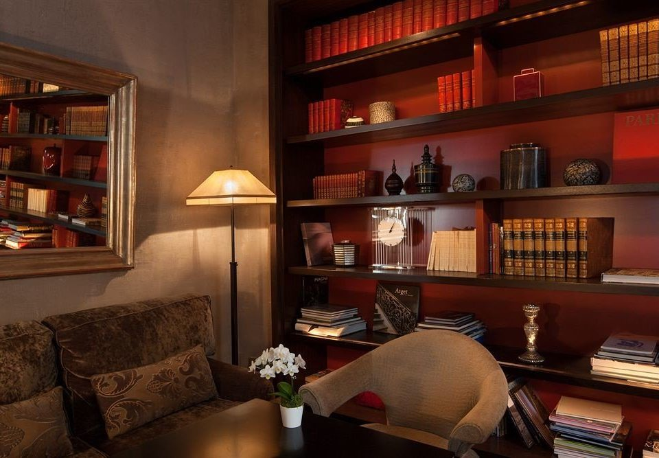 sofa shelf book property living room home mansion leather