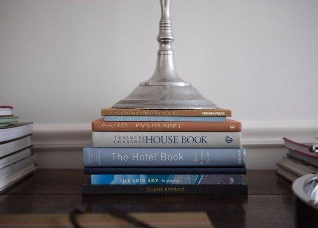 shelf book stack