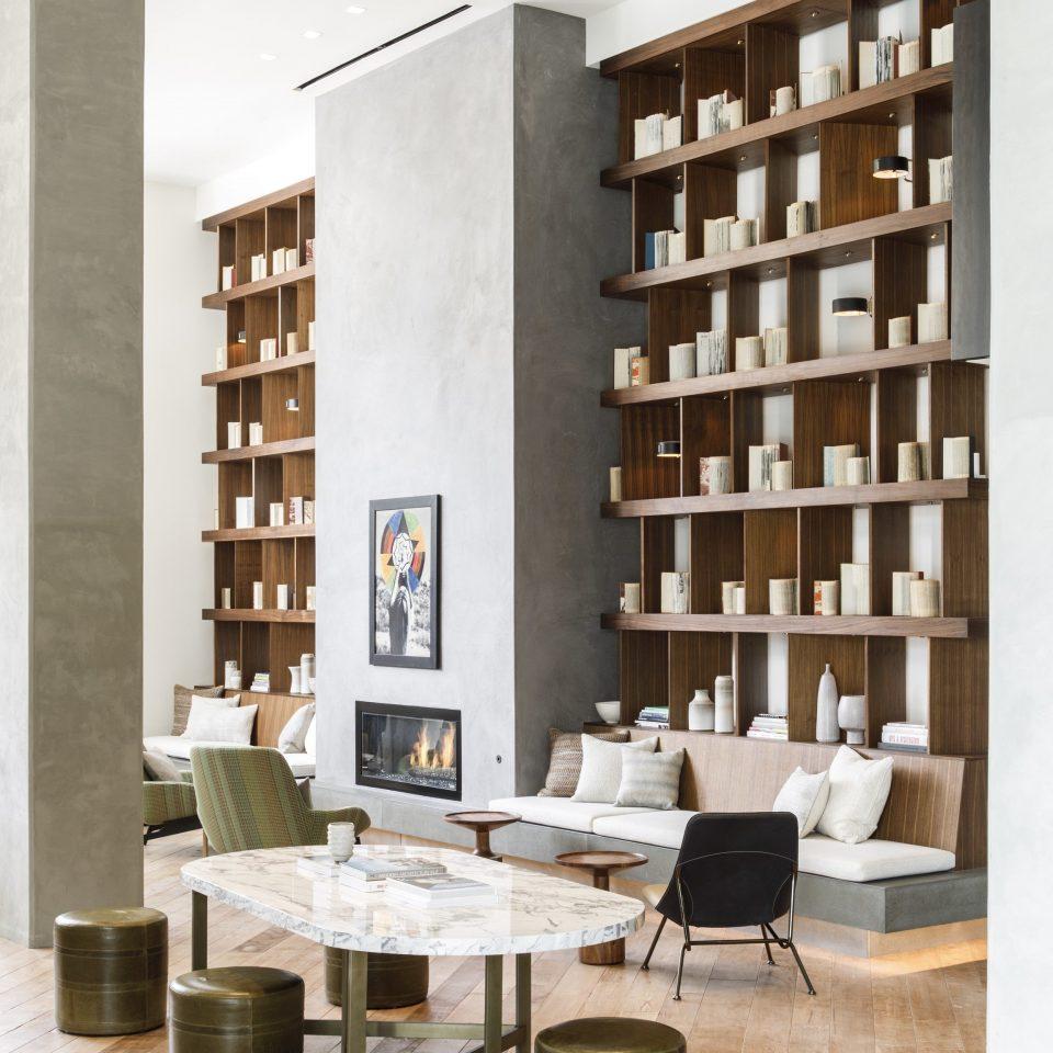 shelving shelf bookcase living room chair product design interior designer loft