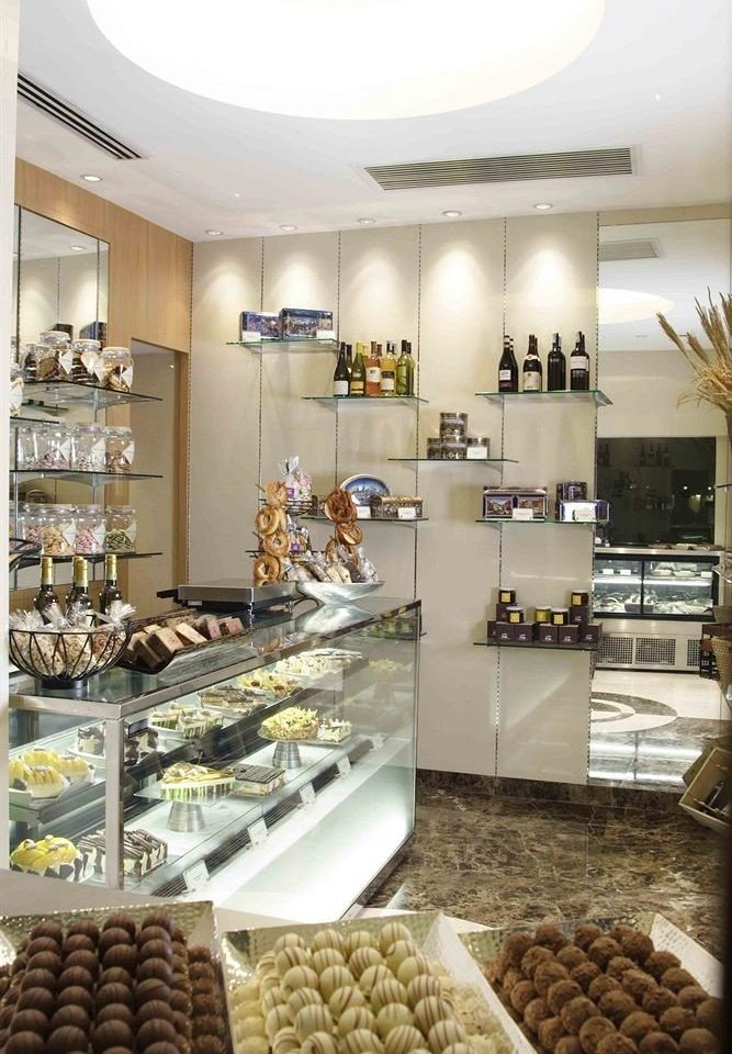 bakery retail counter Boutique food