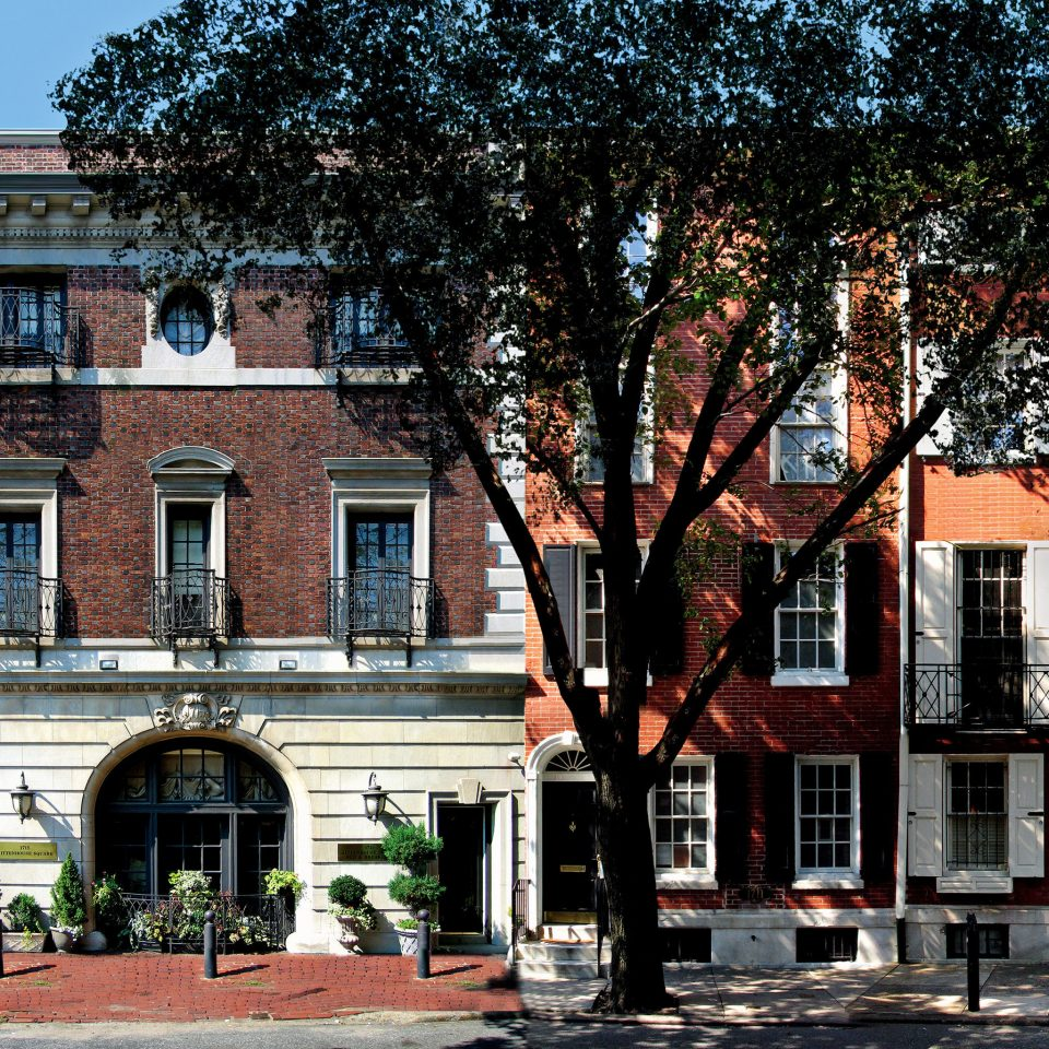 Boutique Boutique Hotels Classic Elegant Exterior Historic Hotels Inn Philadelphia building tree Town plaza neighbourhood City street residential area Downtown waterway cityscape town square government building