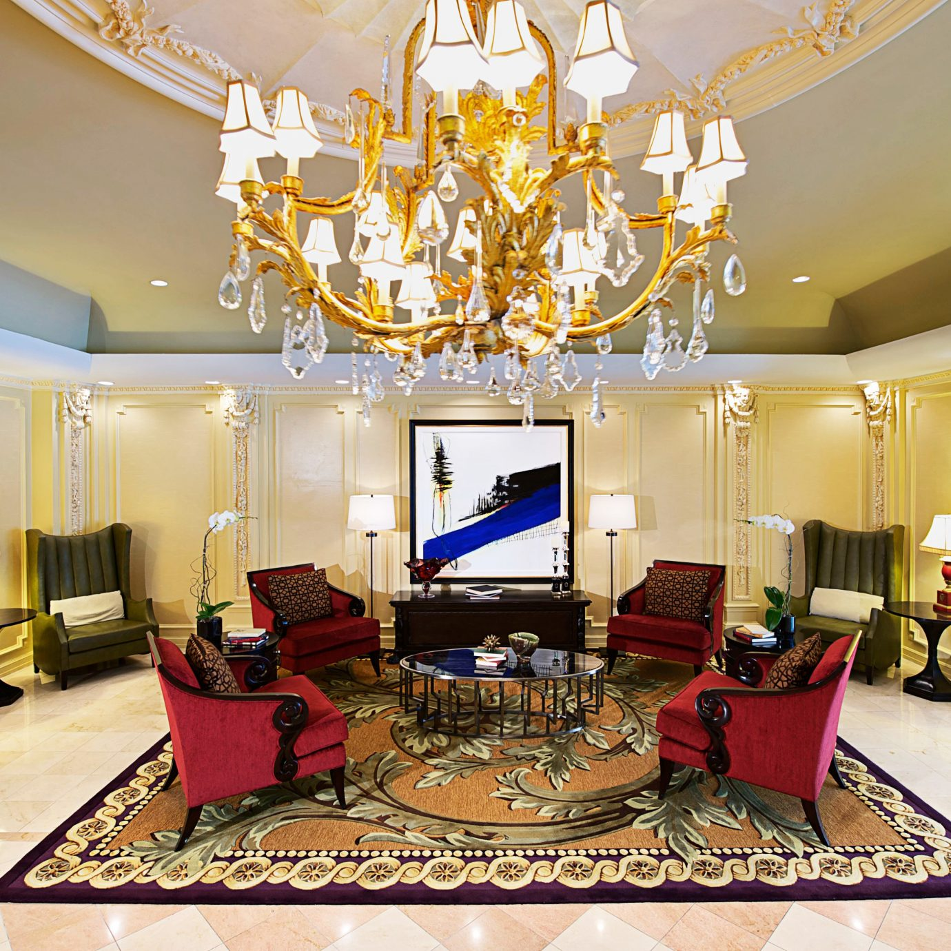 Boutique Budget City Classic Lobby Lounge living room property home mansion Suite