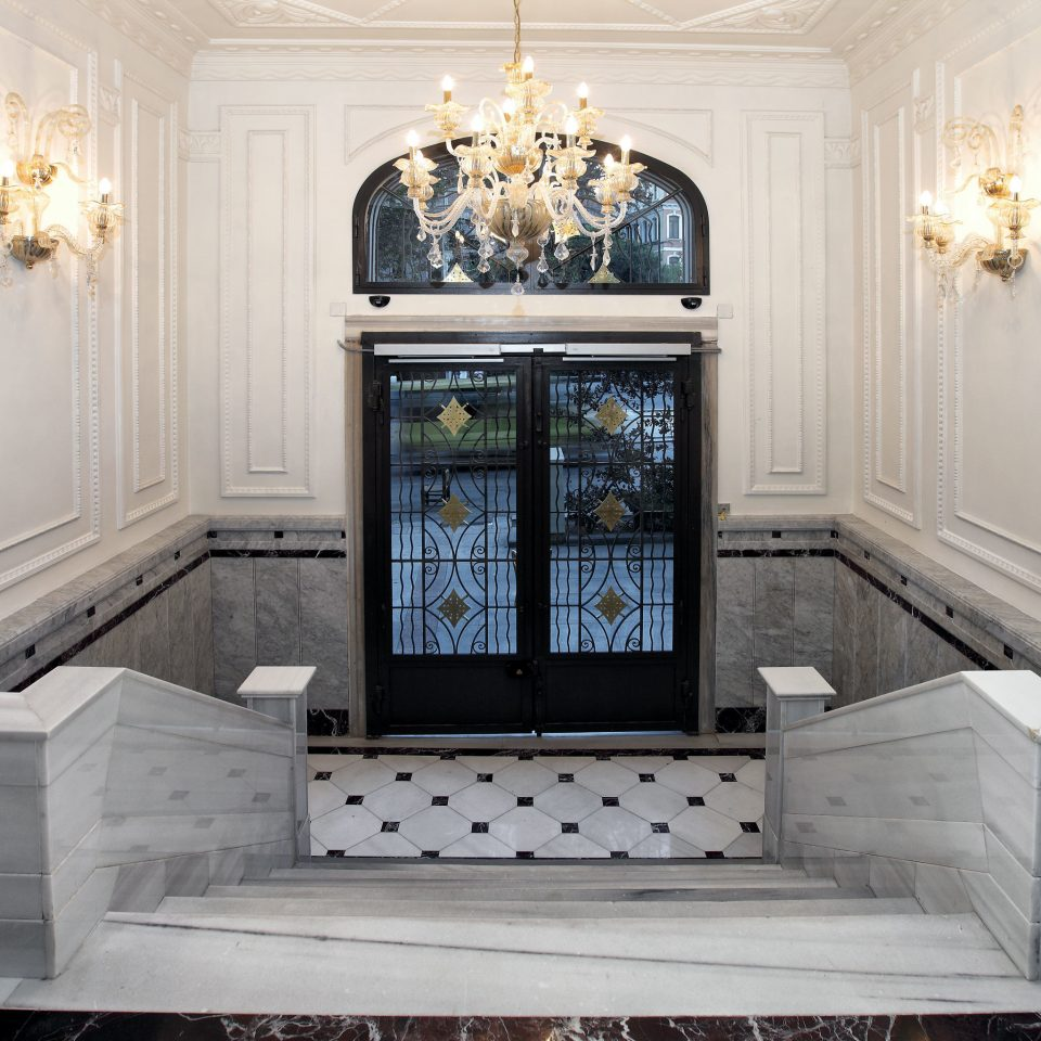 Boutique Budget City Classic Historic Lobby Suite white Fireplace house home living room hearth Kitchen cabinetry mansion flooring