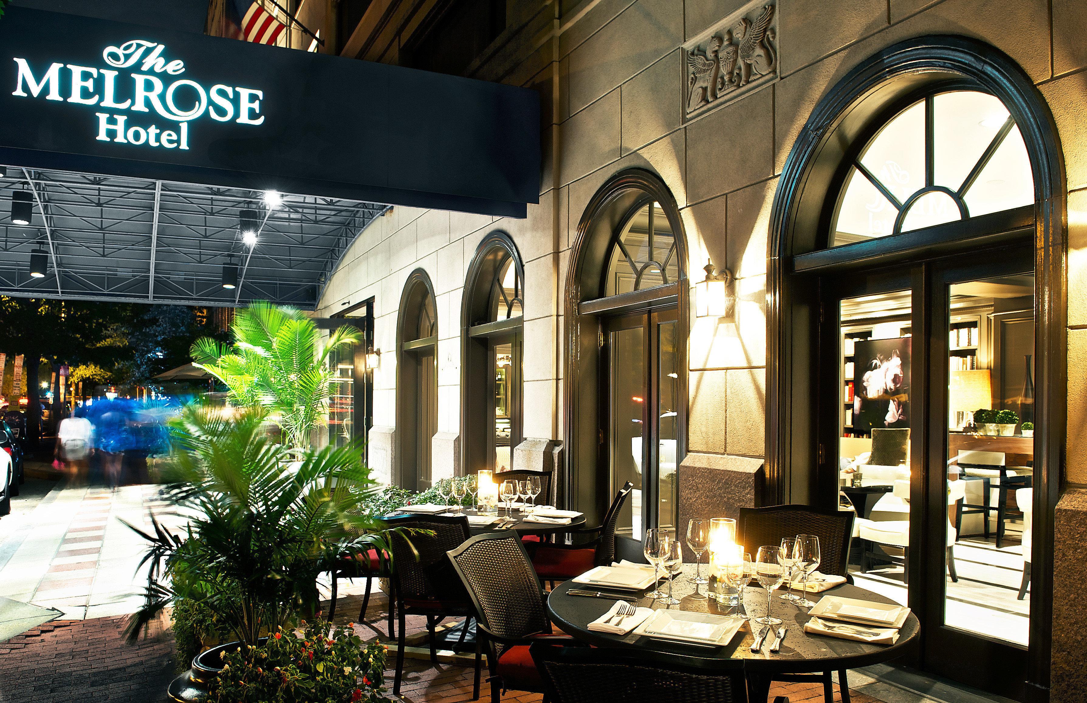 Boutique Budget City Dining Drink Eat Exterior Modern Patio restaurant