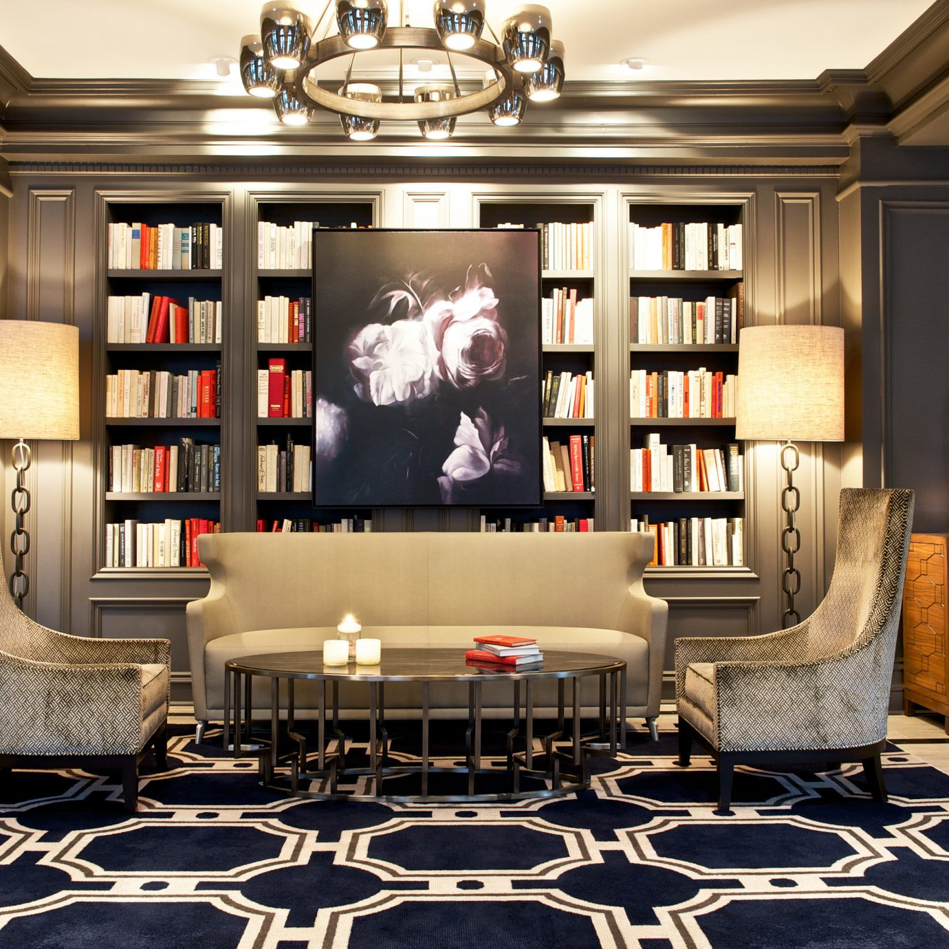 Boutique Budget City Hotels Lobby Lounge Modern living room home