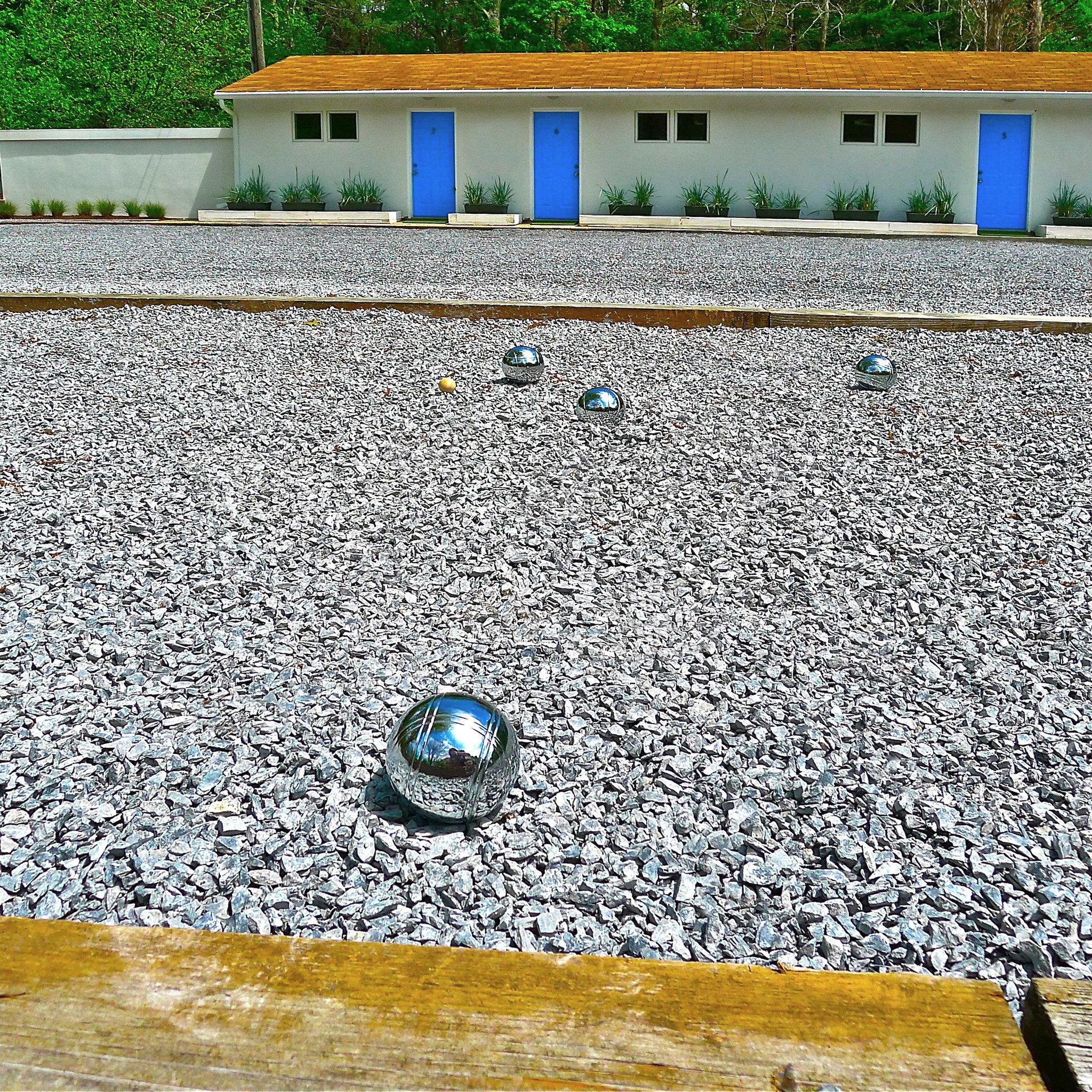 Boutique Budget Exterior Grounds Hip water road surface asphalt flooring cement
