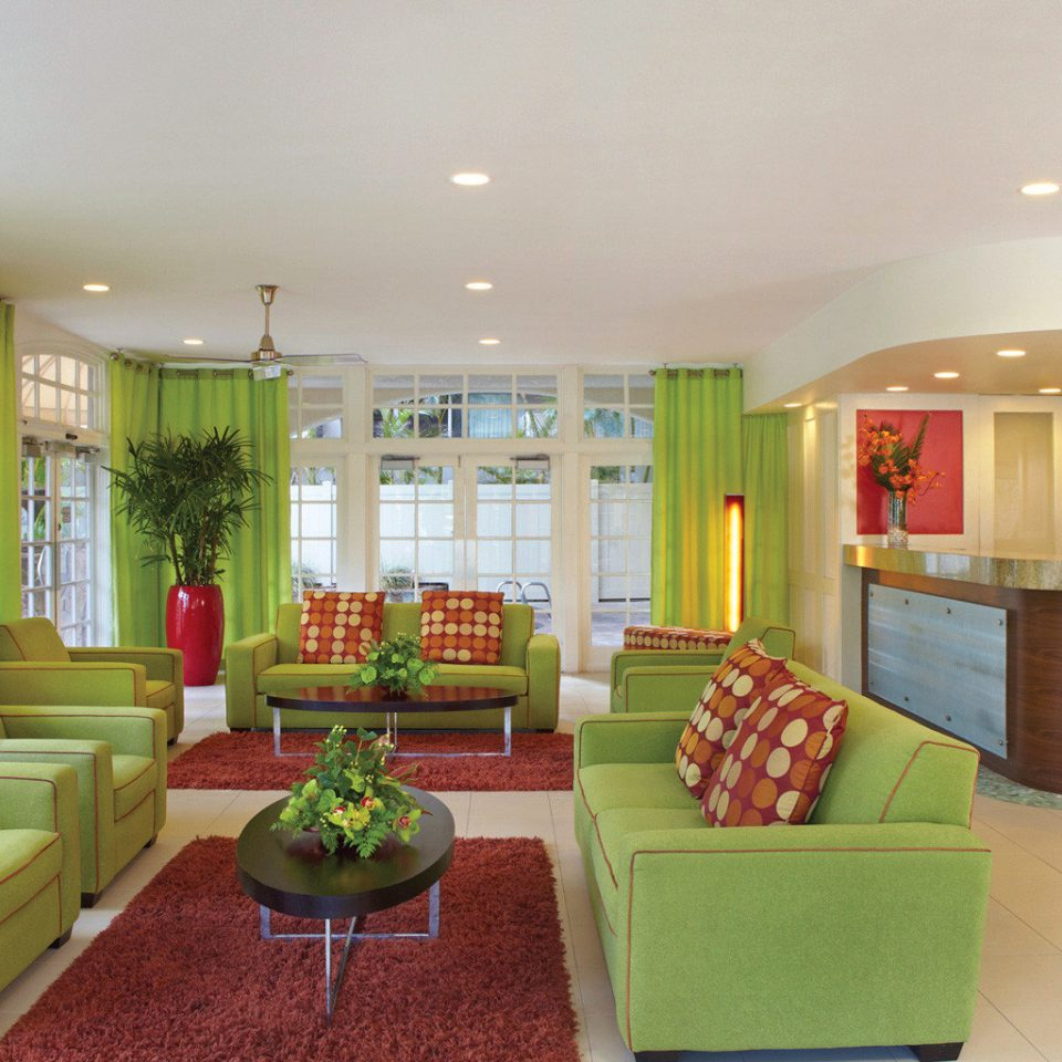 Boutique Budget Lobby green property living room condominium home waiting room Suite leather
