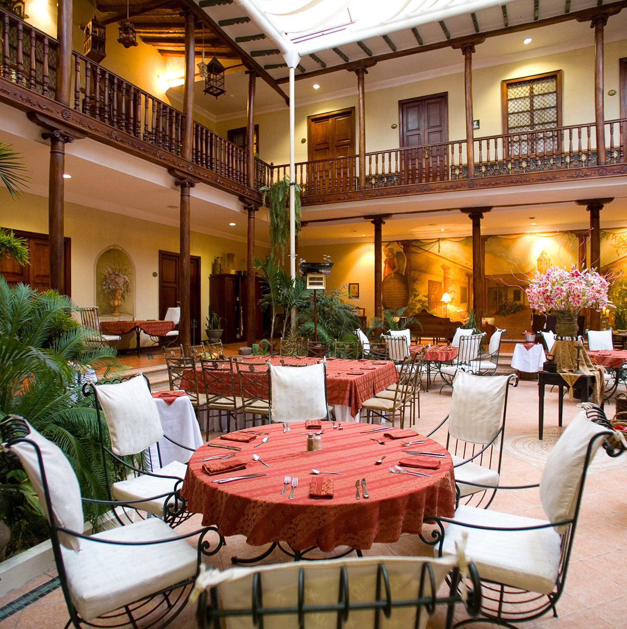 Boutique Business City Dining Drink Eat Romantic restaurant function hall Resort Lobby palace buffet ballroom