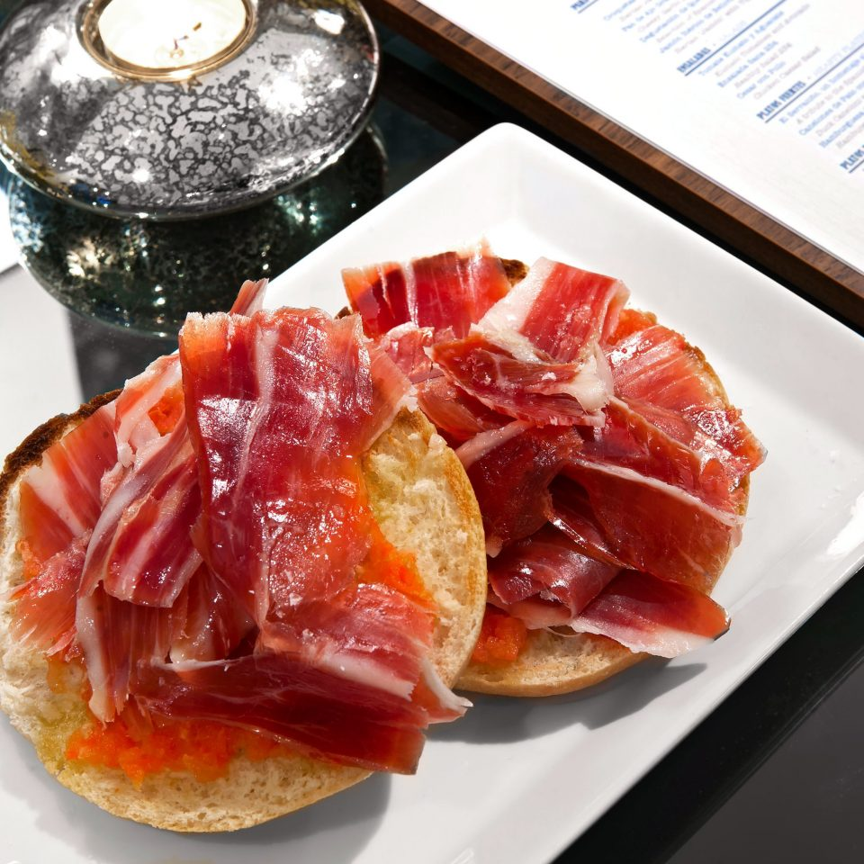 Boutique City Dining Eat Hip Modern food meat cuisine asian food prosciutto breakfast lunch brunch salt cured meat jamón serrano fresh