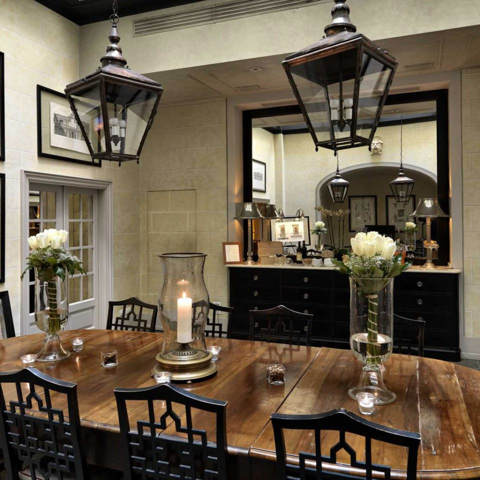 Boutique City Dining Eat Elegant Romance Romantic chair home lighting restaurant living room cabinetry Kitchen dining table