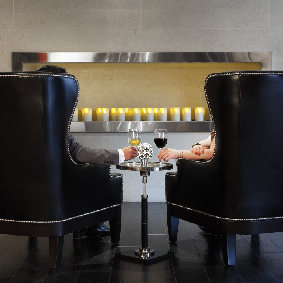 Boutique City Drink Modern man made object piano technology seat