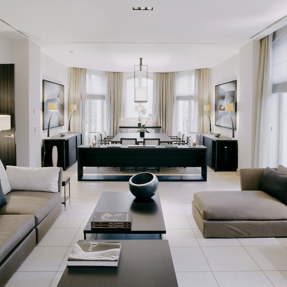 Boutique City Elegant France Hotels Luxury Paris Suite sofa living room property condominium white home flat