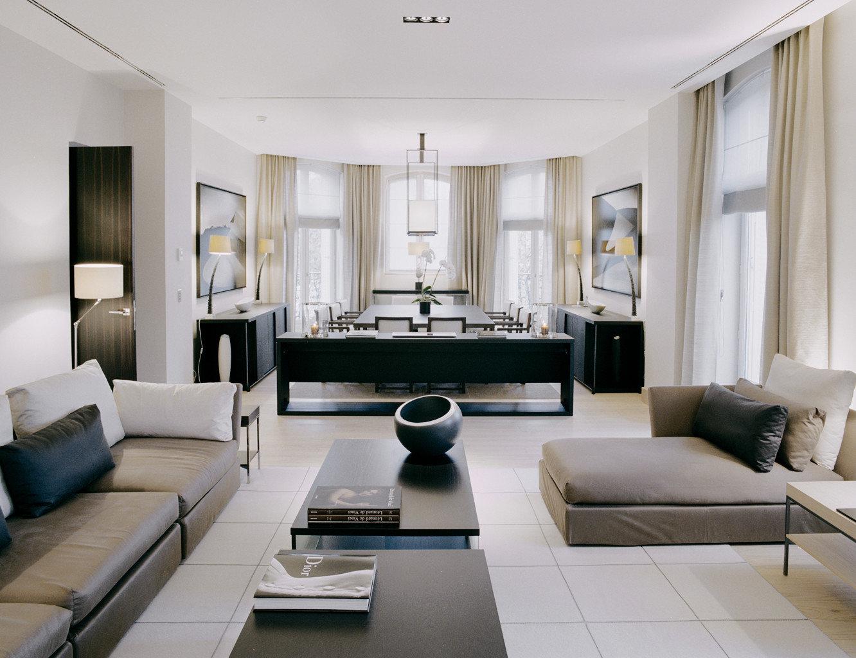 Boutique City Elegant France Hotels Luxury Paris Suite sofa living room property condominium white home flat