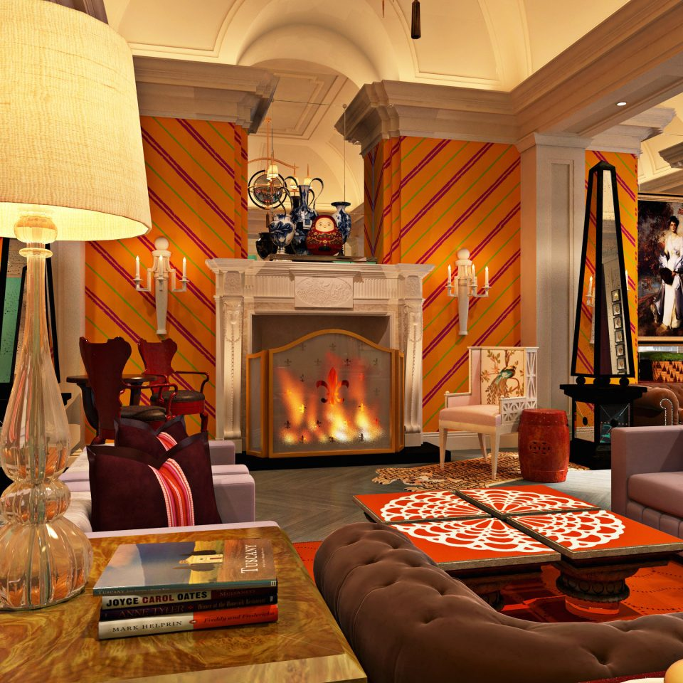 Boutique City Fireplace Hip Lobby Lounge living room home recreation room Suite screenshot mansion