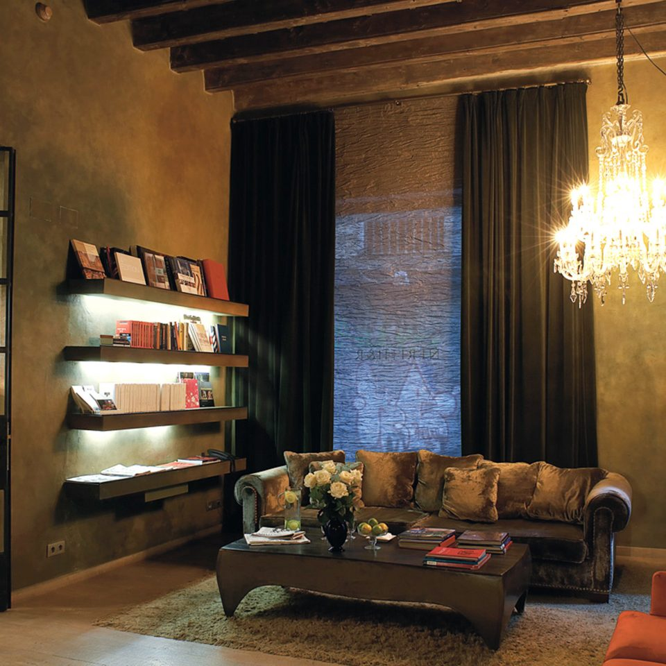 Boutique City Hip Historic Lobby sofa living room property home