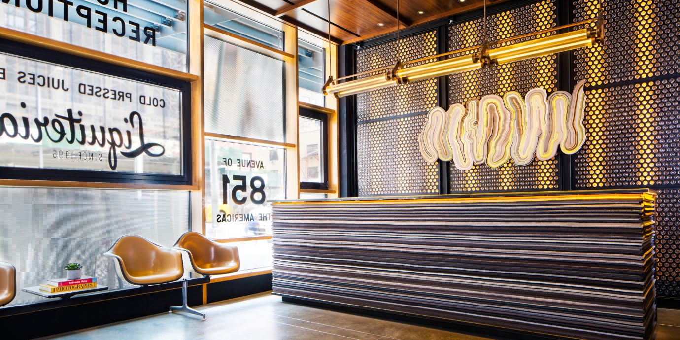 Boutique City Lobby Modern restaurant tourist attraction