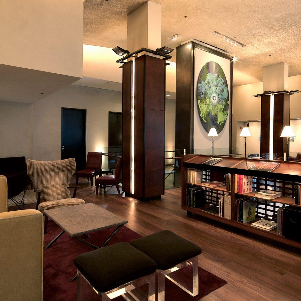 Boutique City Lounge Modern sofa property living room home Suite lighting condominium Villa lamp flat set