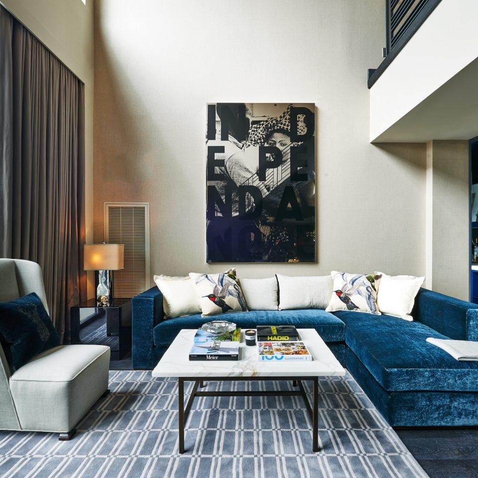 Boutique City Modern living room property home condominium