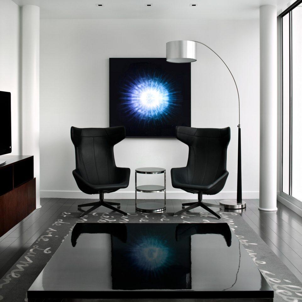 Boutique City Modern Suite living room lighting display device desk light flat
