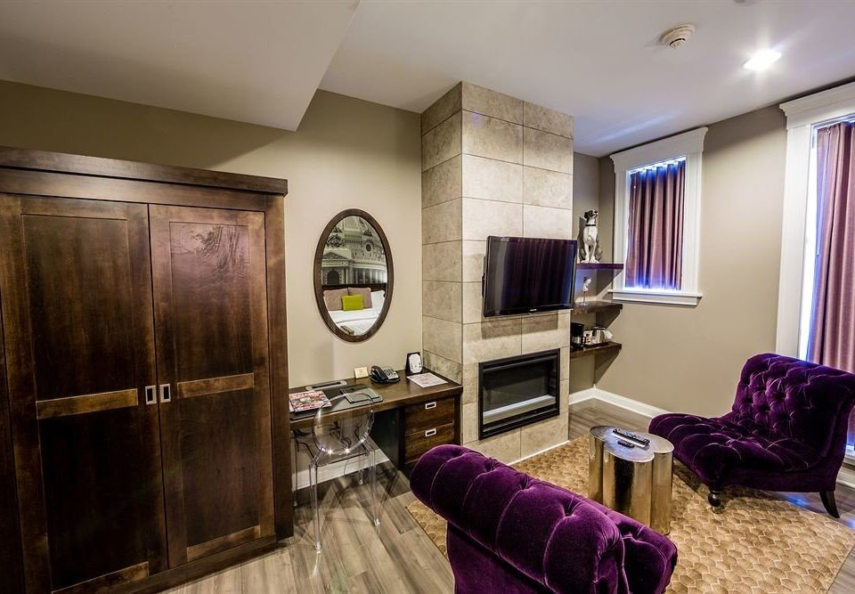Boutique City property home living room Suite cottage