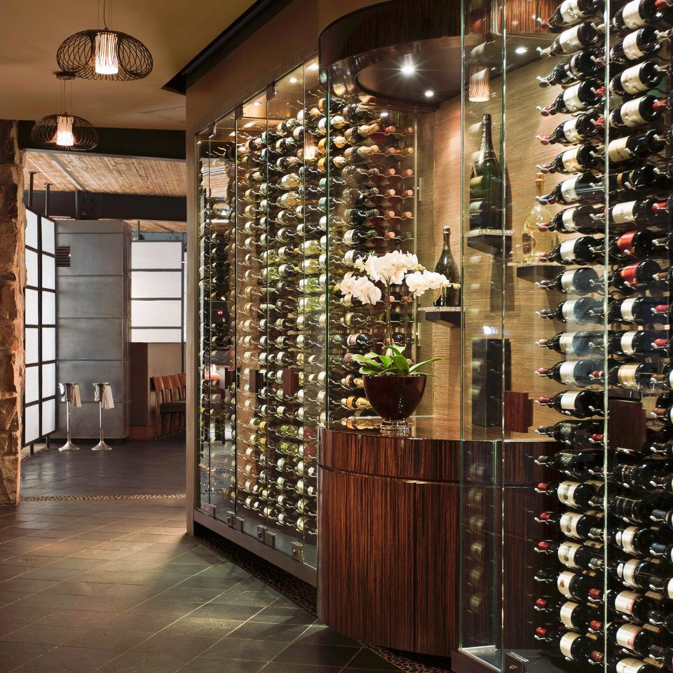 Dining Drink Eat Elegant Luxury Resort Romance Romantic basement Winery retail Lobby wine cellar Boutique
