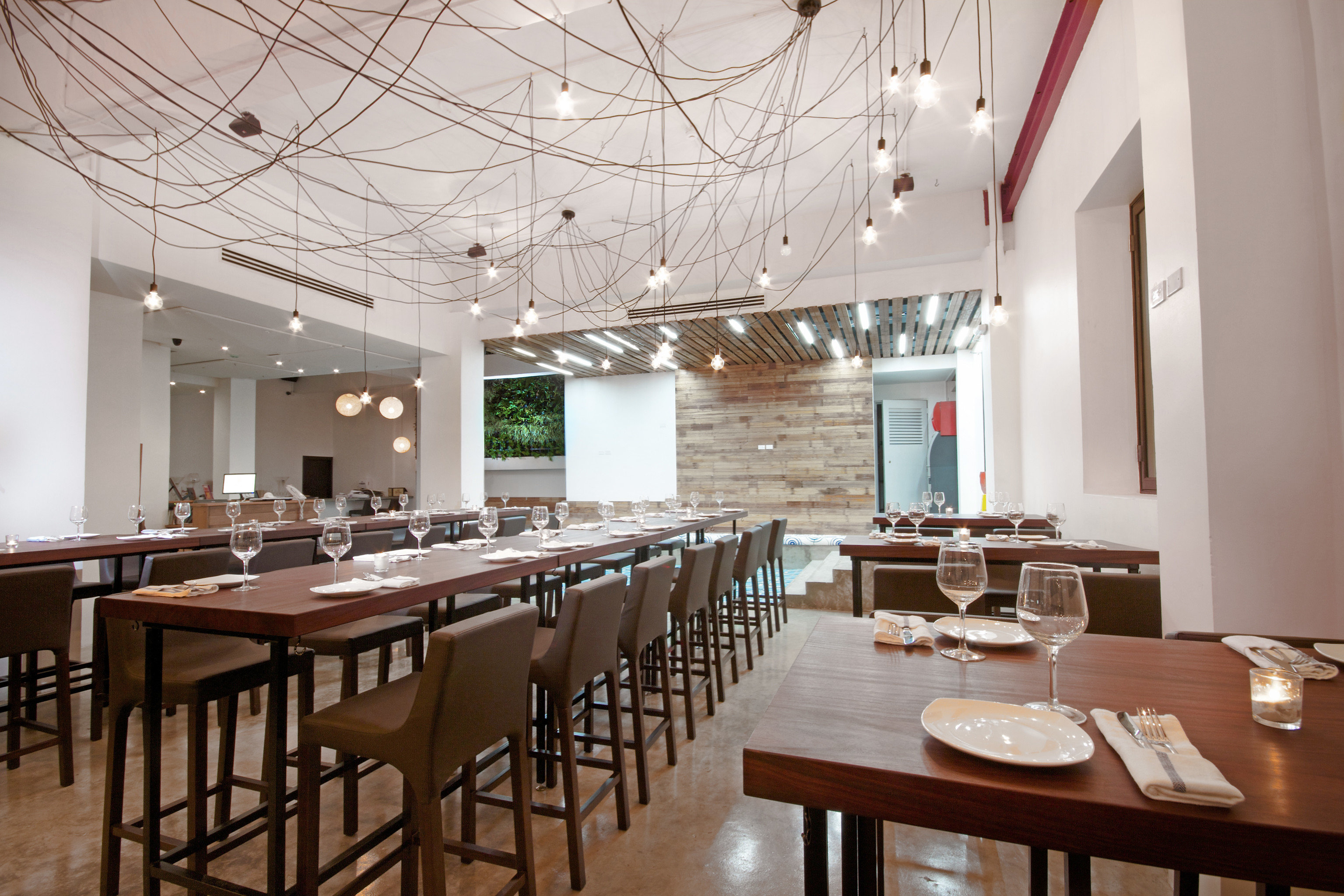 Boutique Dining Drink Eat Modern Wine-Tasting chair restaurant function hall cafeteria conference hall café