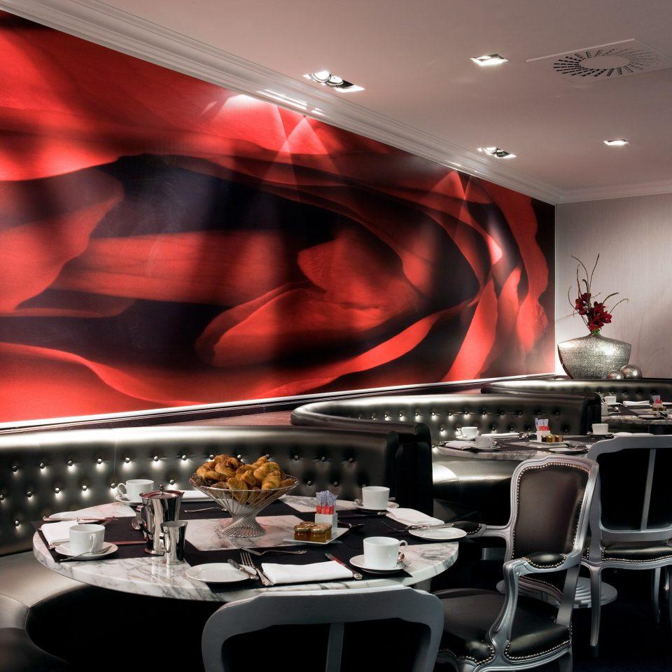 Boutique Dining Drink Eat Hip stage nightclub restaurant