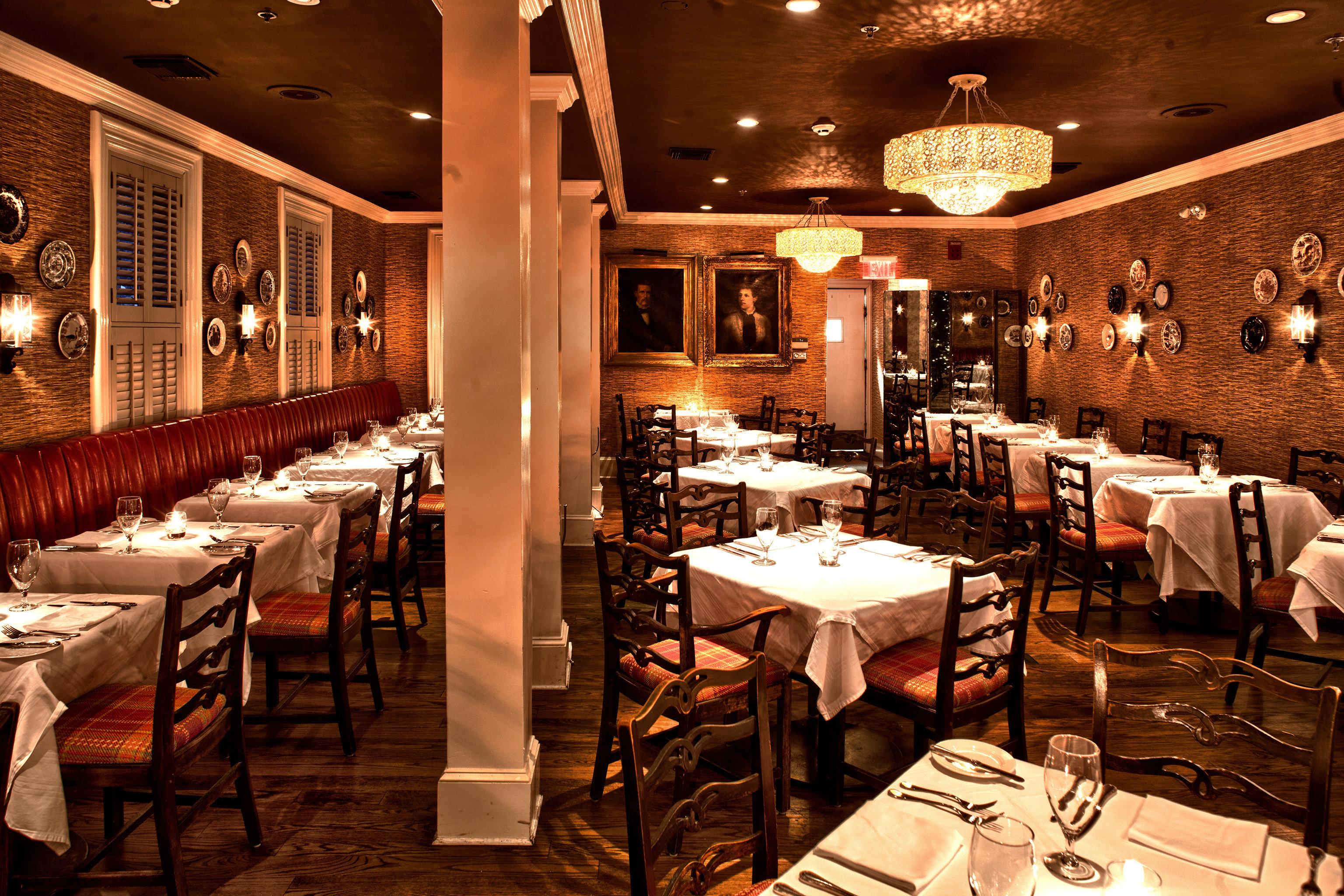 Boutique Dining Drink Eat Modern restaurant function hall ballroom basement