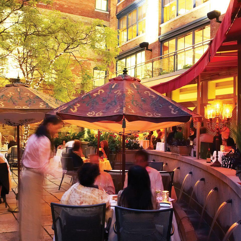 Boutique Dining Drink Eat Luxury Patio restaurant
